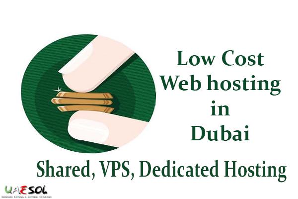 affordable hosting dubai