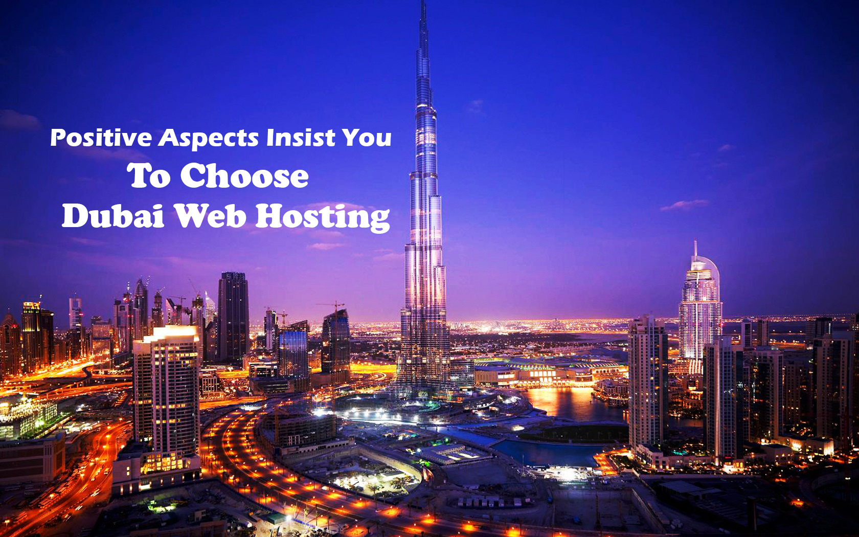 dubai web hosting